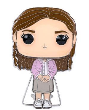IN STOCK Pop! Pins: The Office Pam Beesly FREE US SHIPPING Spastic Pops