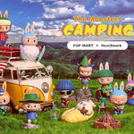 IN STOCK: POPMART Lababu The Monsters Camping Spastic Pops