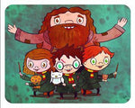 "JELLYKOE: ""Harry Potter"" 8 x 10 limited edition art print FREE US SHIPPING Spastic Pops"