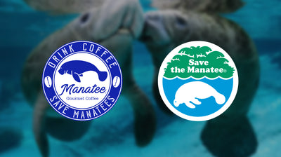 Manatee Coffee Partnership with Save the Manatee Club Reaches Milestone