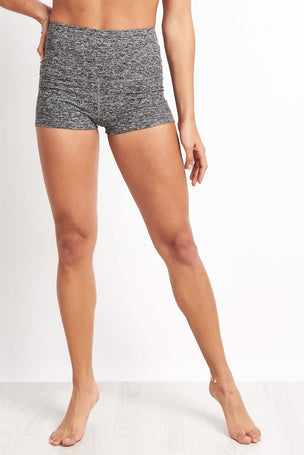 Beyond Yoga Spacedye Circuit High Waisted Short Shorts image 1 - The Sports Edit