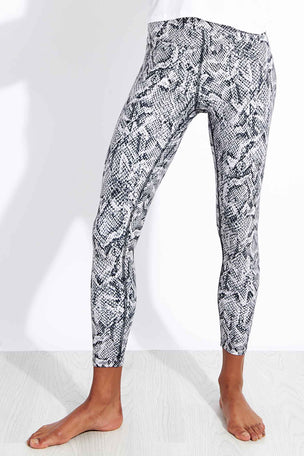 Dharma Bums Aliyah High Waisted Printed 7/8 Legging image 1 - The Sports Edit
