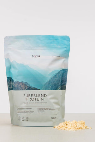 Form Nutrition Pureblend Protein - Unflavoured image 3 - The Sports Edit