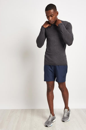 Iffley Road Dartmoor Running Base Layer Top - Grey image 4 - The Sports Edit