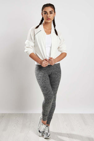 Michi Flash Jacket Ivory image 4 - The Sports Edit