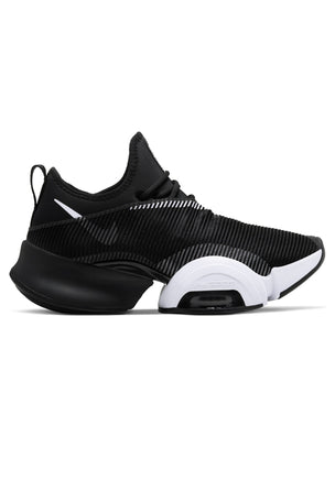 Nike Air Zoom SuperRep Shoes - Black/White/Anthracite | Women's image 1 - The Sports Edit