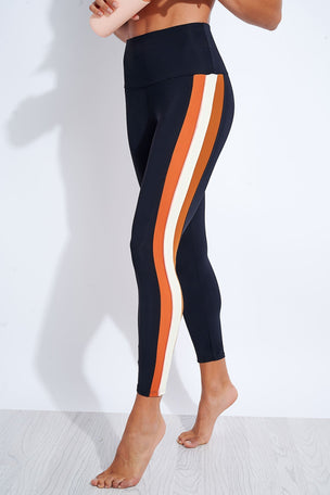 Onzie Side Midi Legging - Penny Combo image 1 - The Sports Edit
