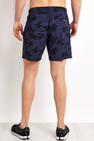 "Rhone Mako 7"" Short Lined - Camo image 3 - The Sports Edit"