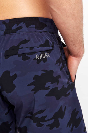 "Rhone Mako 7"" Short Lined - Camo image 2 - The Sports Edit"