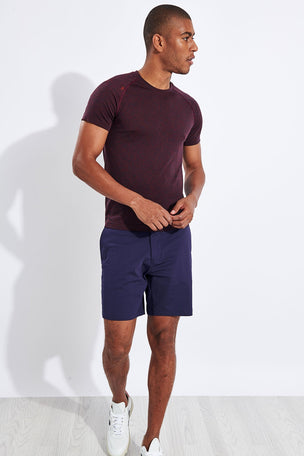 "Rhone 9"" Commuter Short - Navy image 4 - The Sports Edit"