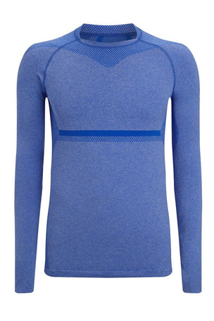 SALT Limitless Long Sleeve Tee Dazzling Blue image 5 - The Sports Edit