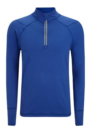 SALT Pulse Tech Training Top Dazzling Blue image 5 - The Sports Edit