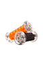 Triggerpoint Nano Foot Foam Roller - Orange image 2 - The Sports Edit