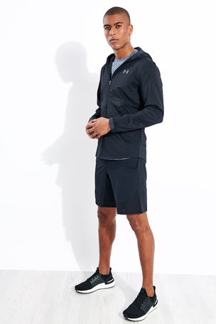 Under Armour Vanish Woven Jacket - Black image 2 - The Sports Edit