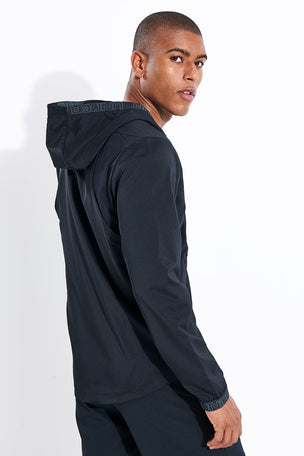 Under Armour Vanish Woven Jacket - Black image 3 - The Sports Edit