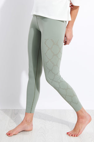 Varley Hughes Legging - Shadow image 1 - The Sports Edit