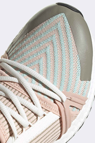 adidas X Stella McCartney Ultraboost 20 Shoes - Pearl Rose/Ash Green/Tech Beige image 8 - The Sports Edit