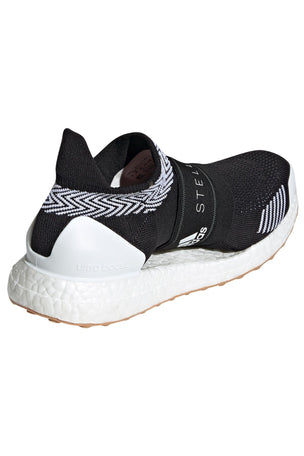 adidas X Stella McCartney Ultraboost X 3D Knit Shoes - Black/White image 3 - The Sports Edit
