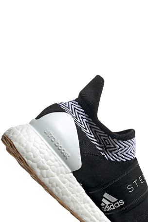 adidas X Stella McCartney Ultraboost X 3D Knit Shoes - Black/White image 4 - The Sports Edit
