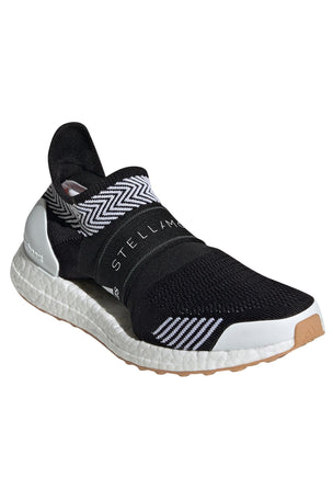 adidas X Stella McCartney Ultraboost X 3D Knit Shoes - Black/White image 5 - The Sports Edit
