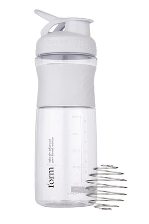 Form Nutrition Form Shaker - Clear image 1 - The Sports Edit