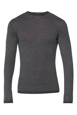 Iffley Road Dartmoor Running Base Layer Top - Grey image 5 - The Sports Edit