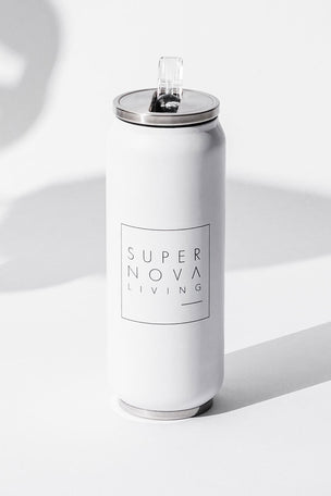 Supernova Supernova Can - Gloss White image 1 - The Sports Edit