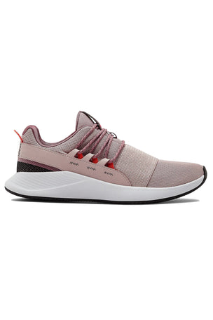 Under Armour Charged Breathe Lace Sportstyle Shoes - Pink image 1 - The Sports Edit