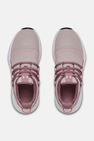 Under Armour Charged Breathe Lace Sportstyle Shoes - Pink image 3 - The Sports Edit