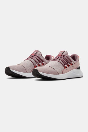 Under Armour Charged Breathe Lace Sportstyle Shoes - Pink image 5 - The Sports Edit