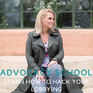 ADVOCACY SCHOOL COURSE + FREE TOOLS