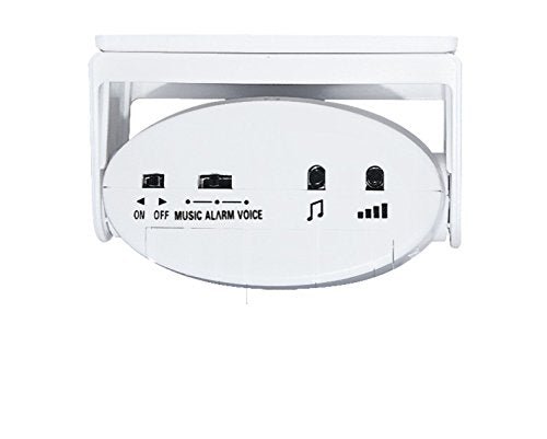 Welcome Sensor Infrared Door Alarm for Home and Commercial Use - Bliss Brands