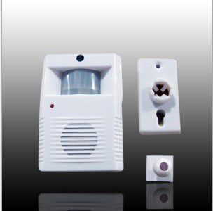 Bliss Brands Infrared Door Alarm for Home and Commercial Use - Bliss Brands