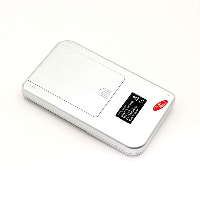 Professional Digital Jewelry Scale Battery Powered Pocket Scale with Cover for Educational Hobby - Bliss Brands