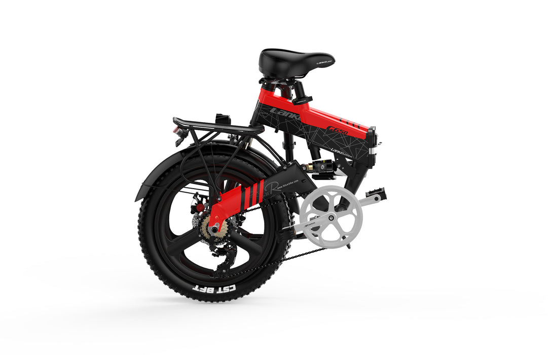 Blizz Brands G650 Electric Bicycle Flagship Edition - Bliss Brands
