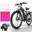 Bliss Brands T8 Electric Bicycle Flagship Edition - Bliss Brands