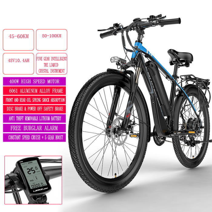 Bliss Brands T8 Electric Bicycle Elite Edition - Bliss Brands
