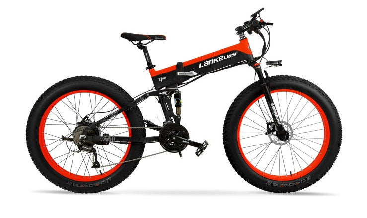 Bliss Brands Electric Bicycle XT750 plus - Bliss Brands