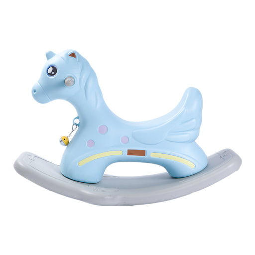 Baby Rocking (Unicorn) - Rocking Toy Ride for Kids & Toddlers - Bliss Brands