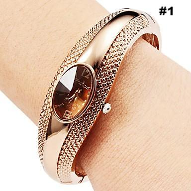 Women's Rose Gold Bracelet Watches