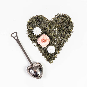 Heart-Shaped Tea Infuser