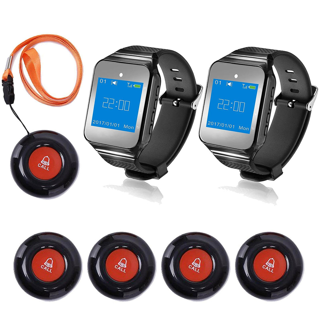 Medical pager system | hospital pager system | wireless pager system|