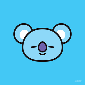 LINE FRIENDS BOX - KOYA Set