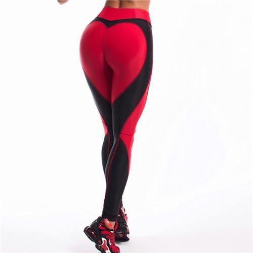 High Waist Fitness Shaping Leggins with pockets - Plus Size Activewear