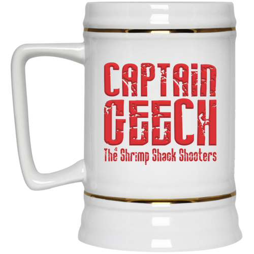 Geech Beer Stein 22oz.