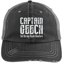 Load image into Gallery viewer, Geech Distressed Unstructured Trucker Cap