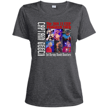 Load image into Gallery viewer, 2019 Geech Tour Sport-Tek Ladies' Heather Dri-Fit Moisture-Wicking T-Shirt