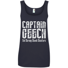 Load image into Gallery viewer, Geech Anvil Ladies' 100% Ringspun Cotton Tank Top