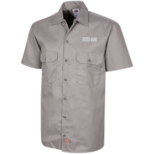 Load image into Gallery viewer, Geech Gear Dickies Men's Short Sleeve Workshirt