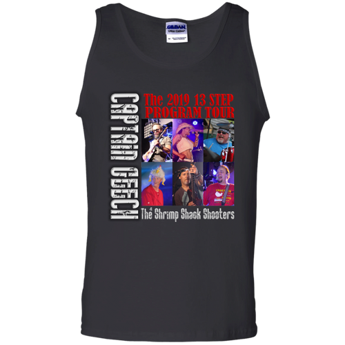 2019 Geech Tour Gildan 100% Cotton Tank Top